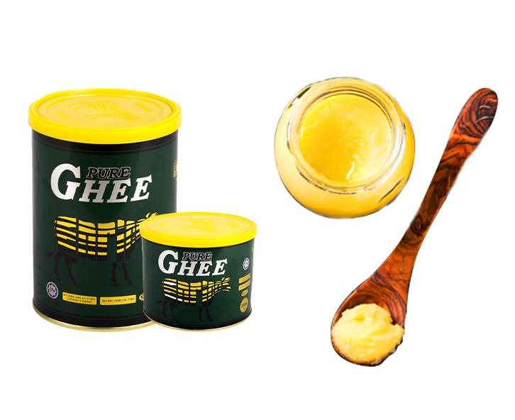 Fresh Milk and Natural Ghee, Homepage Natural Honey
